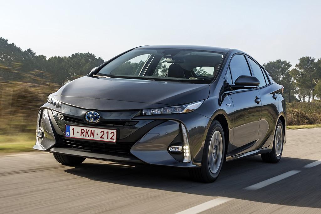 Toyota Zet Stap Van Hybride Naar Elektrische Auto Toyota Jacob Schaap