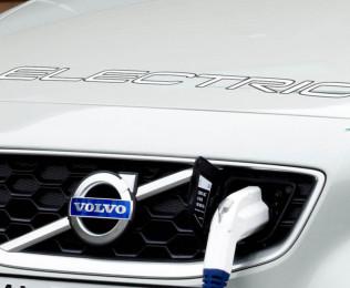 Elektrische Auto Volvo Jacob Schaap