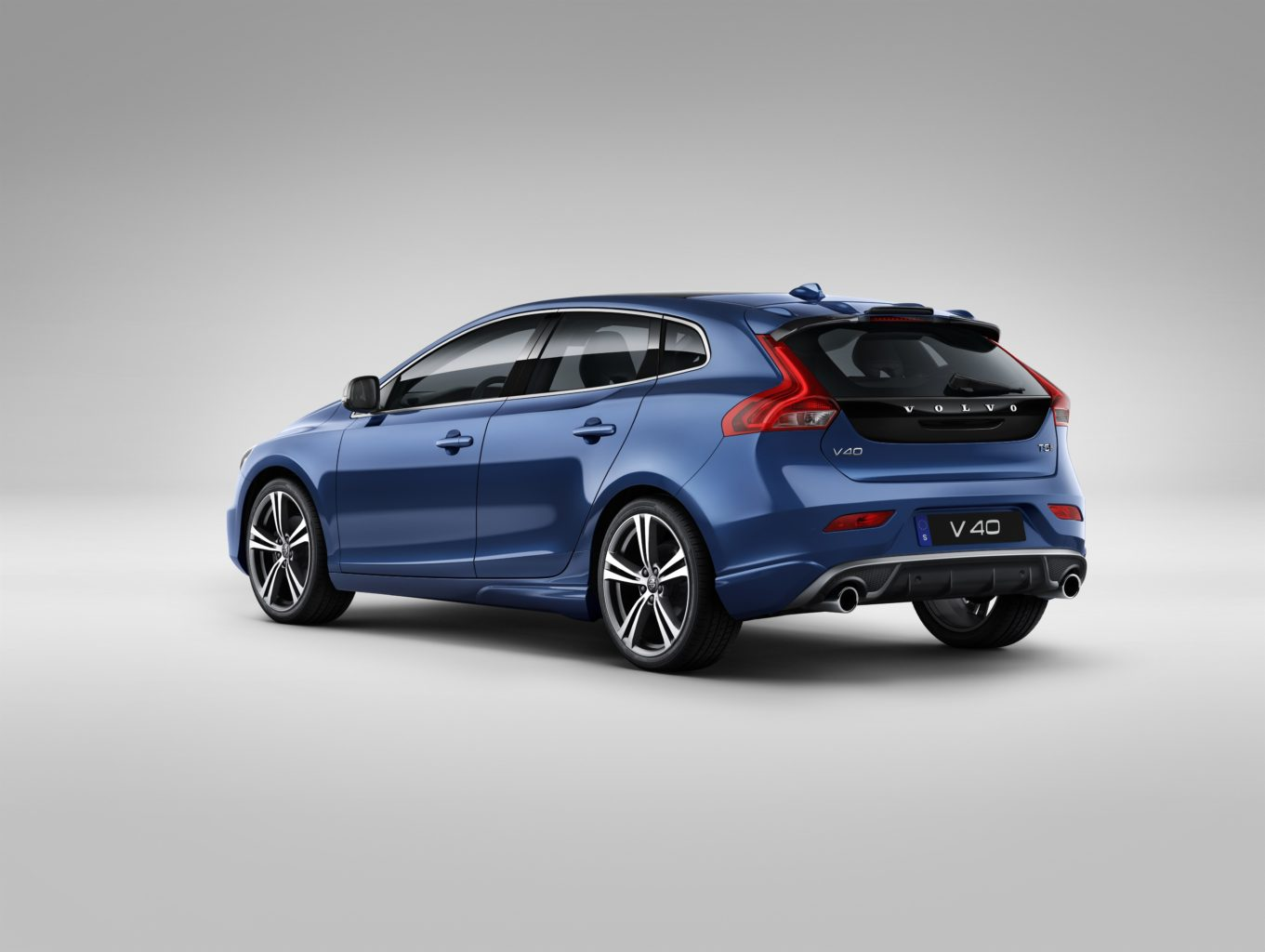 Volvo V40 Polar Editions