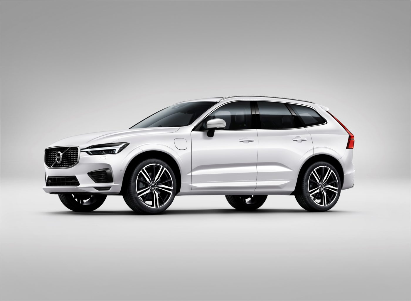 De nieuwe Volvo XC60