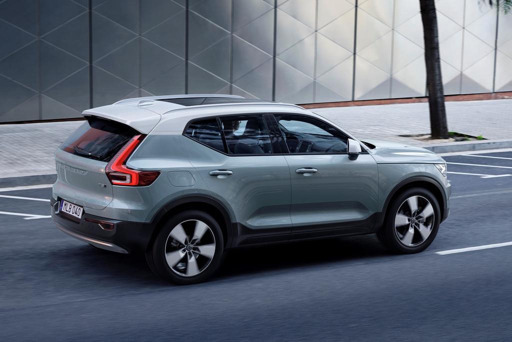 De nieuwe Volvo XC40