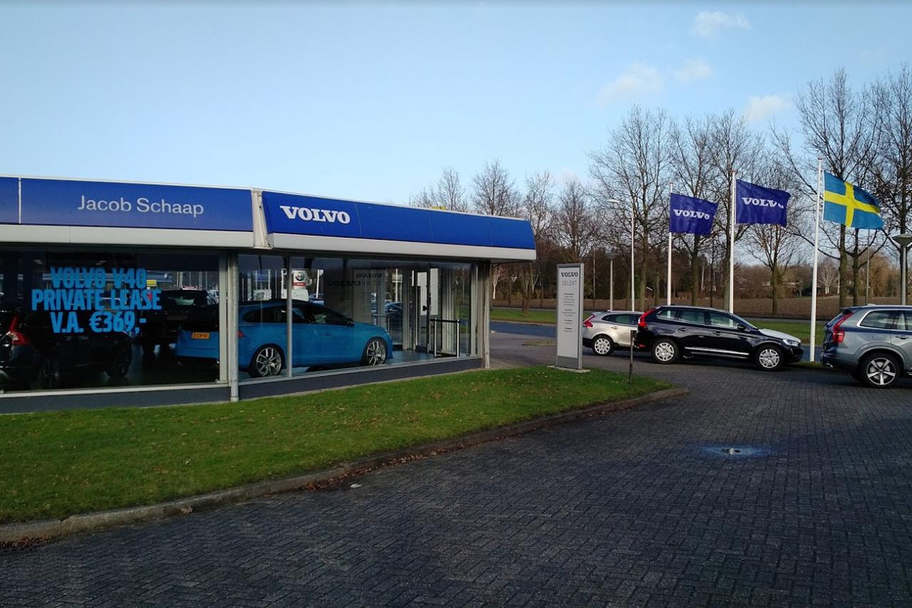 Volvo Jacob Schaap Emmeloord