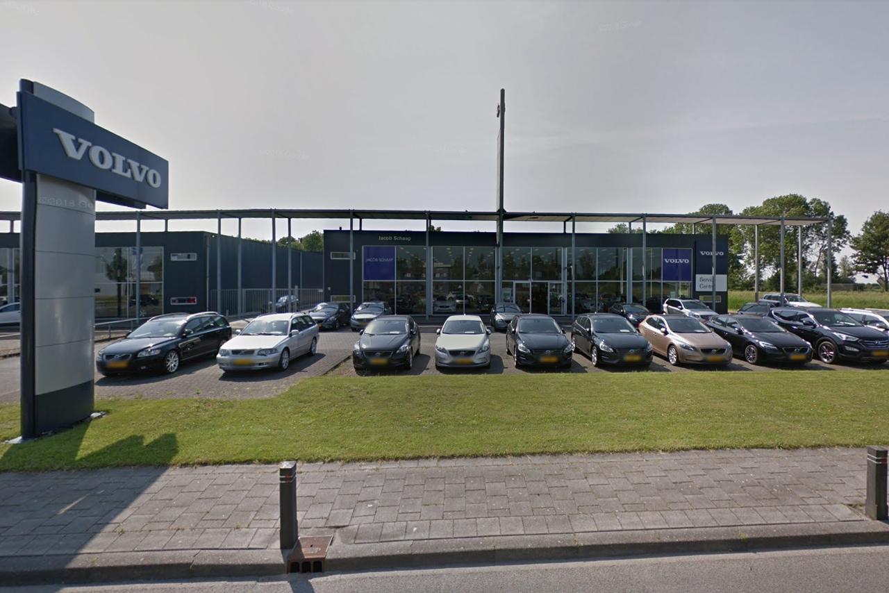 Volvo Jacob Schaap Heerenveen