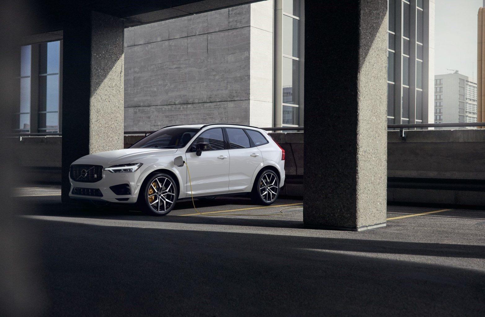 De Volvo XC60
